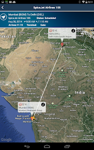 New Delhi Airport + Radar DEL screenshot 8