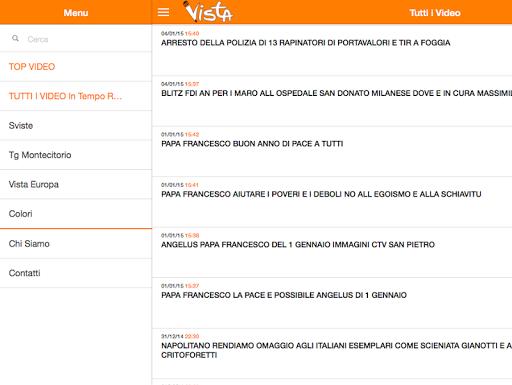 【免費通訊App】Vista TV-APP點子