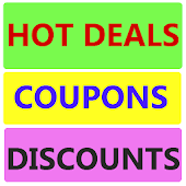 Daily Deals and coupons app