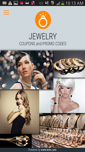 JEWELRY COUPONS - I'M IN