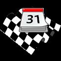 Motorsport calendar logo