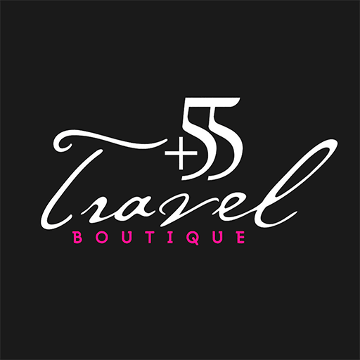 55 Travel LOGO-APP點子