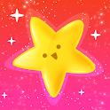 Kawaii cute memory game logo