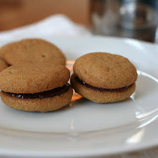Peanut Butter Cookies (and jelly).