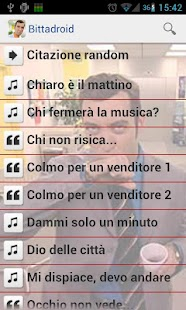 Bittadroid - Paolo Bitta screenshot