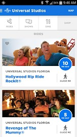 Universal Orlando® Resort App Screenshot 5