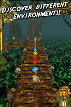 Temple Run APK screenshot thumbnail 4