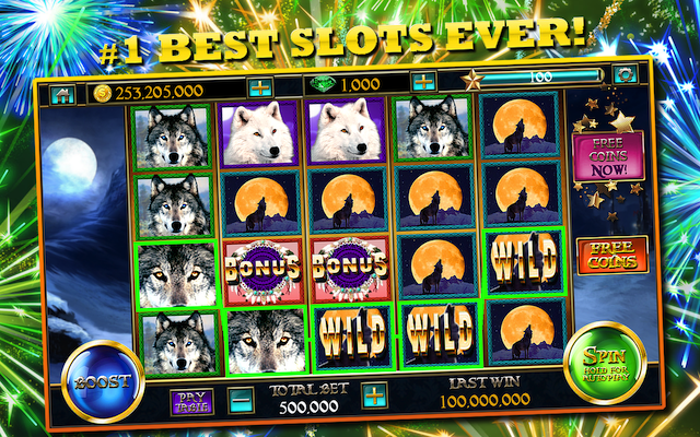 Pentagram Slot Machine - Review and Free Online Game