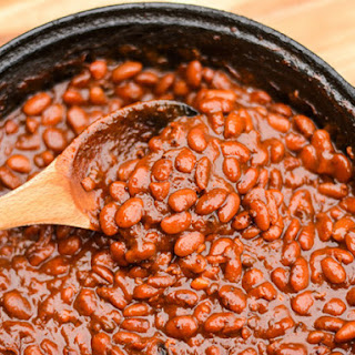 The Best Barbecue Beans.