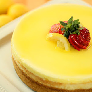 Lemon Cheesecake – Another Best, Really..