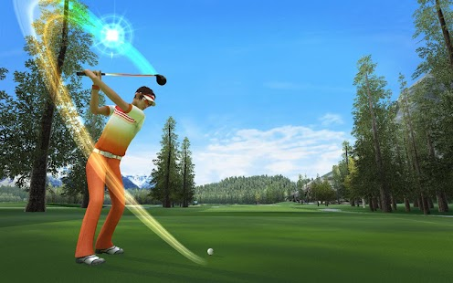 King of the Course Golf- screenshot thumbnail