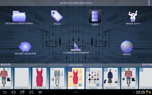 Personal Closet - screenshot thumbnail