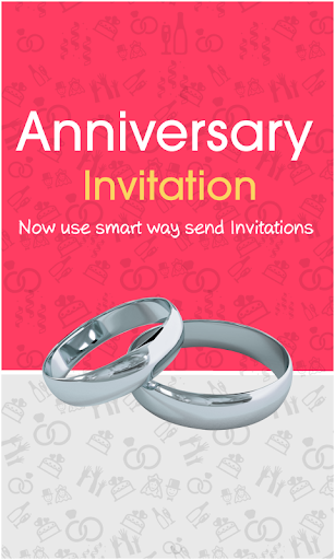 Anniversary Invitation Lite
