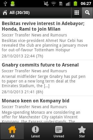Soccer News Around The World