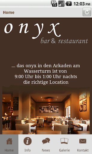 Onyx Bar Restaurant