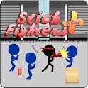 Stick Fighters+ logo