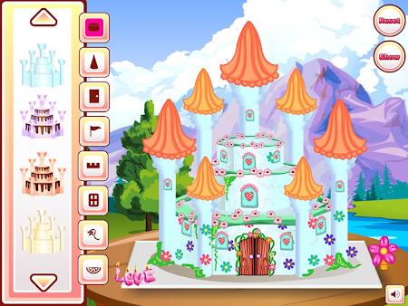 Princess Castle Cake Cooking 3.0.1 screenshot 525271