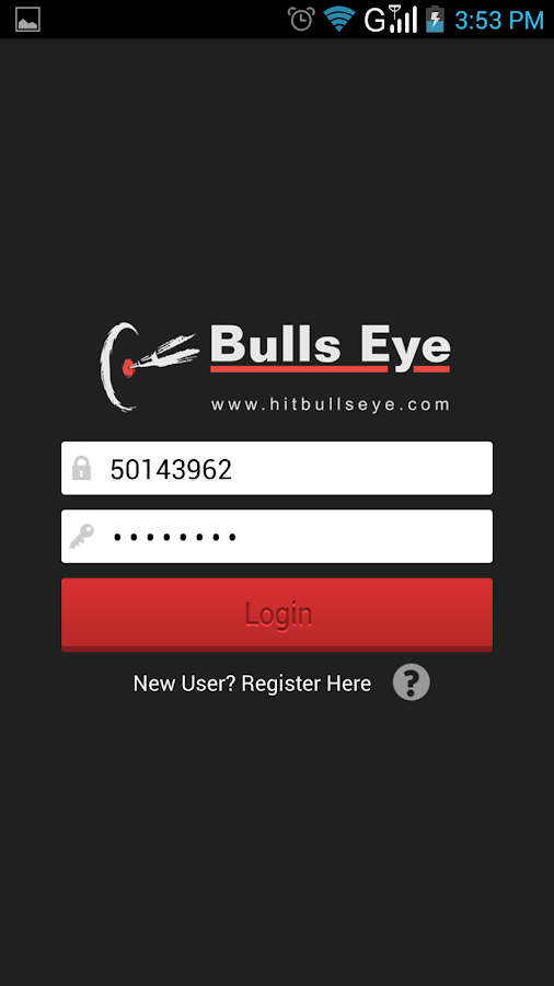 Bulls Eye Test Prep App- screenshot