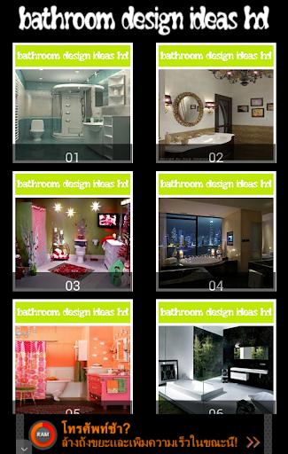 Bathroom Design ideas HD