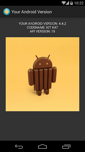 Your Android Version