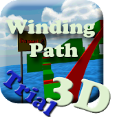 Winding Path 3D Demo