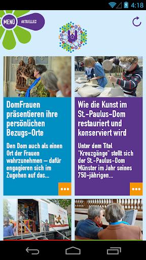Domjubiläum Münster