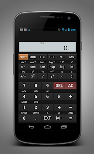 Scientific Calculator Screenshot 5