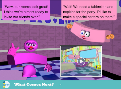 What Comes Next? Patterns - screenshot thumbnail