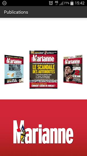 Marianne Le Magazine