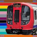 London Train Route Planner icon