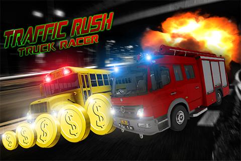 Traffic Rush: Truck Racer