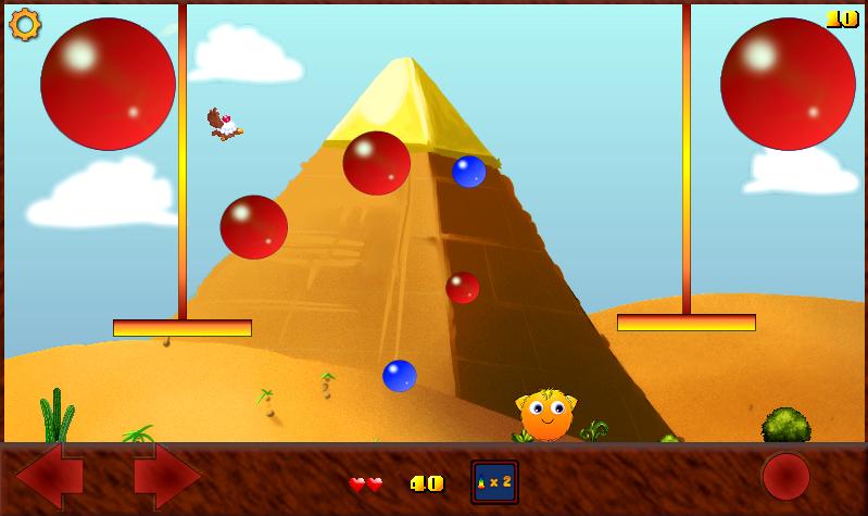 Super Balloon Breaker - στιγμιότυπο οθόνης