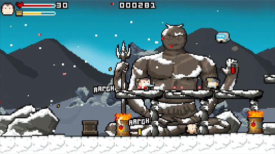 Gunslugs 2- screenshot thumbnail