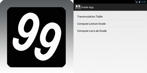 Grade Calculator UB App