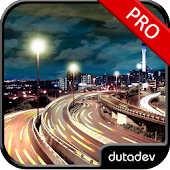 Night City Live Wallpaper PRO