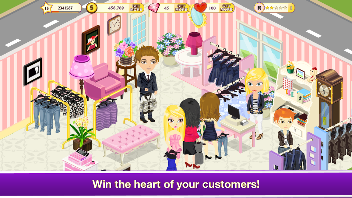 #10. Tap Boutique - Girl Fashion (Android)