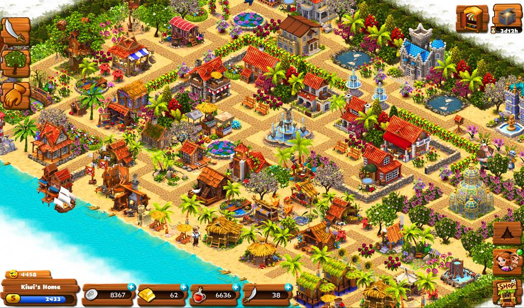 Shipwrecked: Lost Island - screenshot