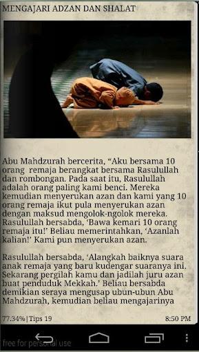 【免費教育App】Tips Mendidik Anak ala Islam-APP點子