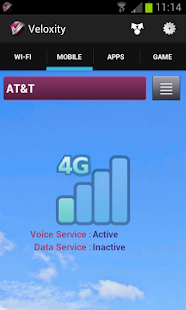 WiFi  |  Mobile Network Speed - screenshot thumbnail