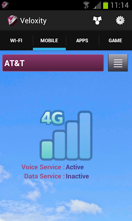 WiFi     Mobile Network Speed 1.0.158 screenshot 157148