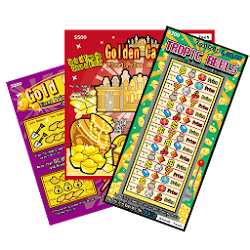Tiket Gosok (Permainan Lotere)