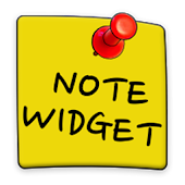 Note Widget