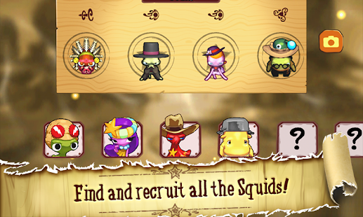 Squids Wild West - screenshot thumbnail