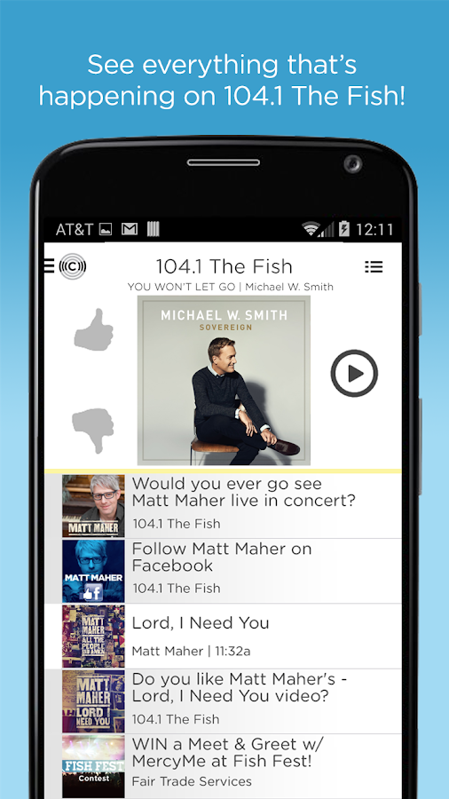 104.1 The Fish-FM- screenshot