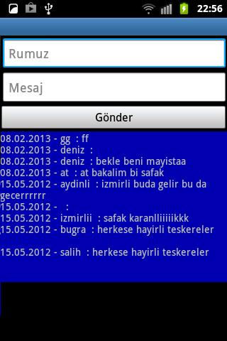 Şafak Sayar- screenshot