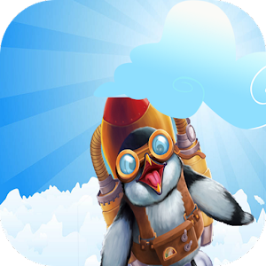 Apps apk The Penguin Racing Adventure  for Samsung Galaxy S6 & Galaxy S6 Edge