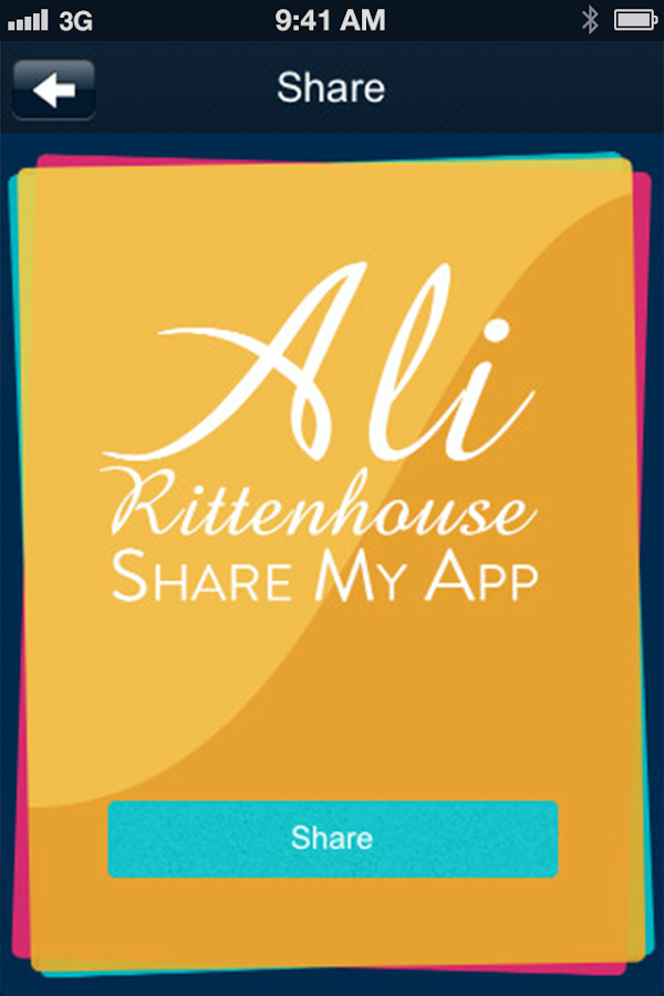 Ali Rittenhouse - screenshot