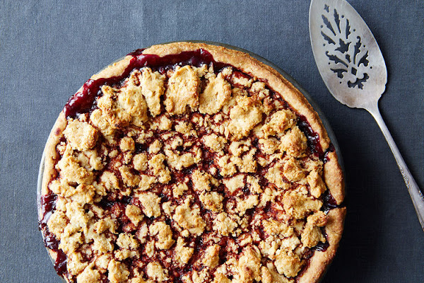 Get to know the creator of this decadent pie.