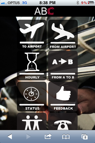 【免費交通運輸App】ABC AIRPORT & LIMO SERVICE INC-APP點子