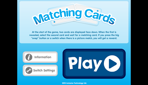 Matching Cards - Snap
